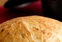 Recipes, Bread