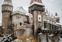 Castle / Várak, kastélyok, erődök.