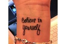 Tattoos / Τατουάζ