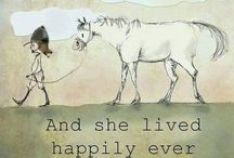 horse quotes / Inspirational horsequotes that will make amazing paintings, pictures to the stable walls