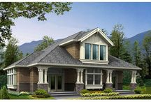 Garage Plans with Flex Space / Detached Garage Plans with flexible finished living space