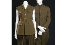 Clothing during WWI
