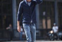 dressing like Ryan Gosling / by Martha Mack