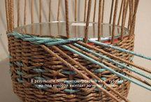 загибки и другие элементы плетения.