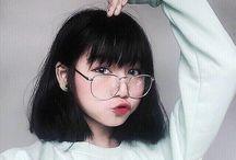 Menina coreana