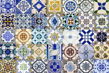 Azulejos que inspiran / Azulejos que inspiran Ceramic tiles that inspire us