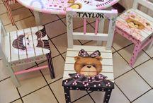 Teddy Furniture ideas.