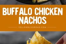 """Nacho Average Tortilla Chip! / Nacho platters that will add a little bit of """"Ole"""" to any day!"""