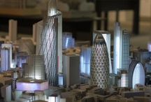 interactive city model
