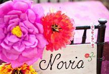 Mexican wedding / Decoración de boda estilo mexicano chic!