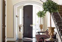 Foyers & Entrys... / by Monique Bonfiglio Doughty