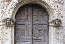 Doors I would like to open -
