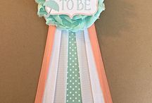neutral baby shower / by Shekema Sims
