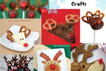 Edible Crafts/ Food for kids