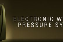 electronic water pressure system