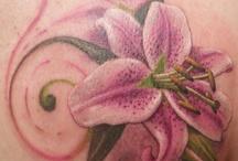 Tattoos / by Candy Soliz