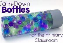 bouteille sensorielle