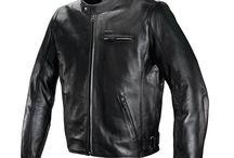 Leather men's vintages