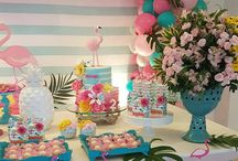 Festa Flamingo.