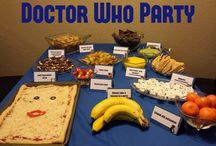 Doctor Who Party / by Sarah Batty