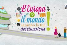 Europa / Le opportunità che l'Europa offre ai giovani. Iniziative e città viste con gli occhi dei giovani