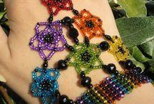 Making Beads & Some Jewelery Maybe / Making beads!...stuff