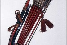 Horn bow from Japan