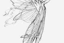 elves sketch