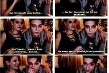 andy and juliet <3