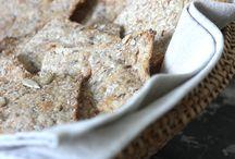 Bröd / Bread recipes