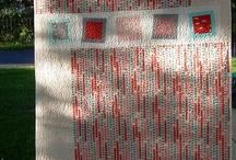 Quilts: Backs Blocks Borders