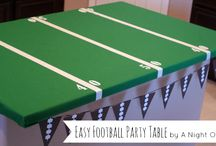 Football Themed Parties