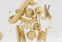 Graphic Design / Typography
