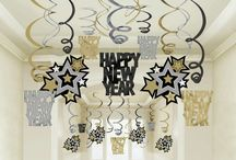 NEW YRS DECOR / by Arial Lynn