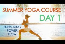 yoga : july program