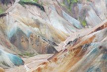 Natural Colour Palettes / by Amy Parrag