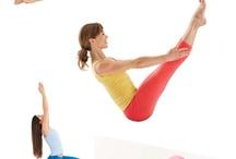 Keep fit / yoga