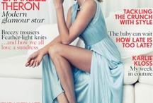 Magazines covers