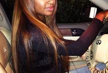 Hair / Natural hair, short hair, African American hairstyles, hairstyles for black women