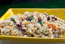Cook it: Ta da...Quinoa! / by B. Davis