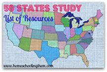 Homeschool Geography
