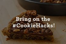 Bring on the #cookiehacks! / Bring on the #cookiehacks! Get inspired by these fun (and easy!) new ways to use our always-ready, always-delicious Refrigerated Cookie Dough! / by Nestle Very Best Baking