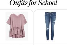 Spring/summer outfits