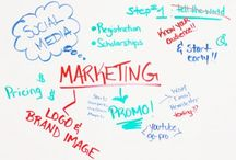 Promoting / Design how-to's, utilizing social media, and promotion tips.