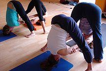 Yoga por parejas