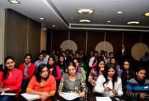 Workshop by Mr.Sandeep Sharma / Topic: Towards becoming a better professional in the corporate world