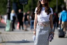 fashion week Paris Fall/Winter 2017-2018 Haute Couture - Street Style
