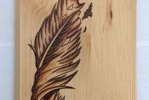 Vypaľovanie do dreva