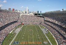 Chicago Bears Football / Everything about the Chicago Bears / by Roberta Wilson-Dreifke