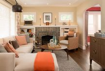 Living Rooms / by Caroline Kuby